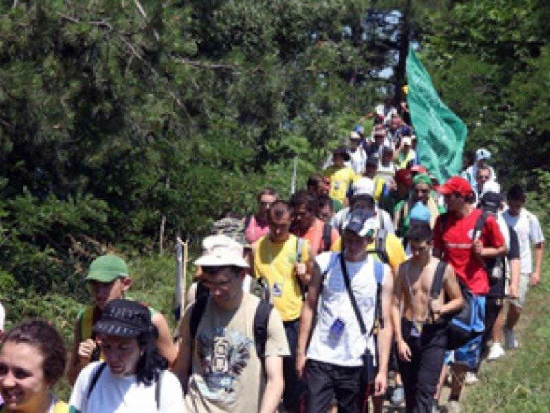 Bosna Marş Mira yürüyüşü