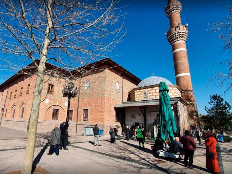 Ankara'da Gıyabi Cenaze namazı kılındı