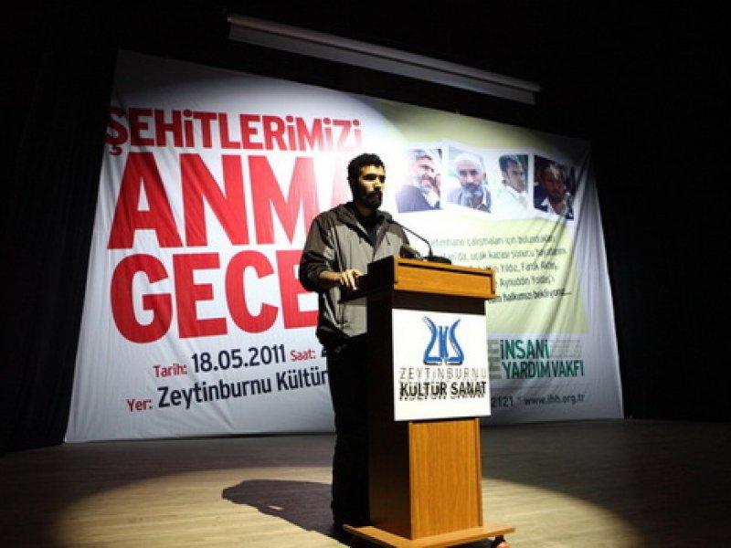 Zeytinburnu Kültür Merkezi - Anma Etkinliği