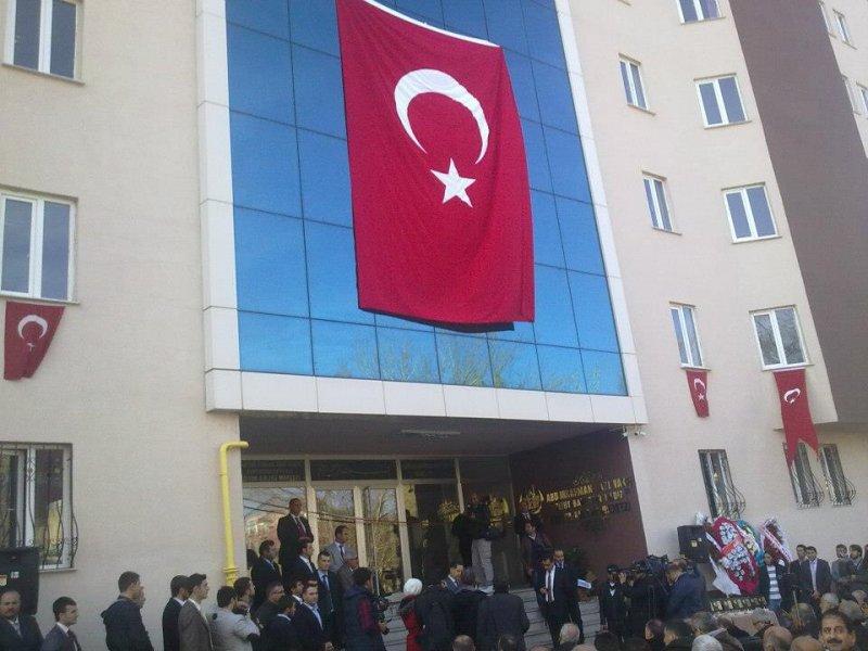 Bahattin YILDIZ Eğitim ve Kültür Merkezi Açıldı