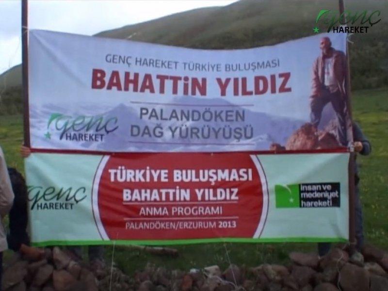 Bahattin YILDIZ, Erzurum'da anıldı
