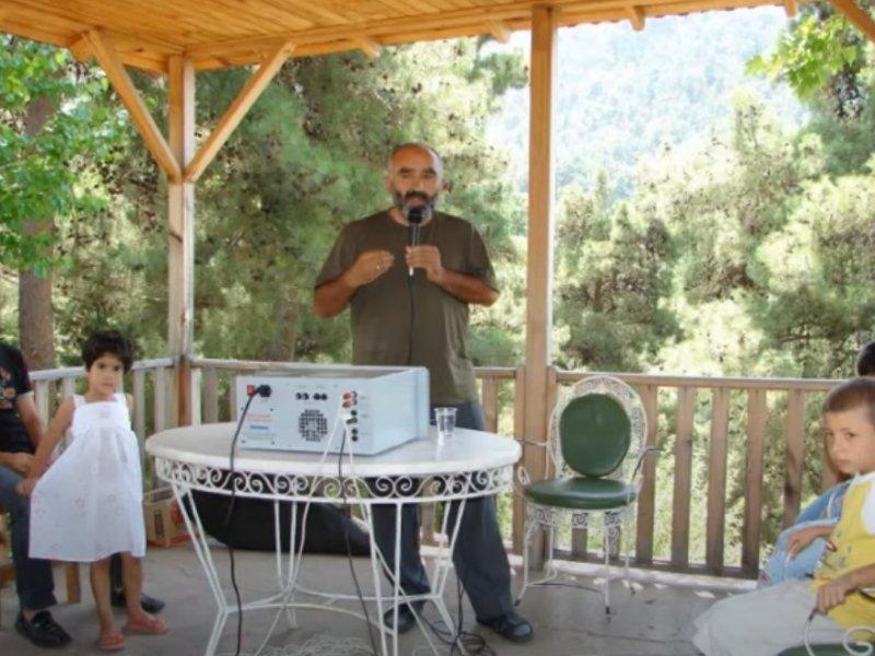 Muğla Ağla Yaylası Sohbet Ses kaydı (2007)