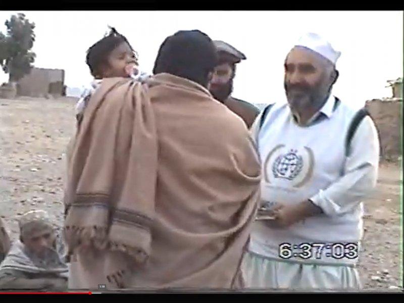 Afganistan Celalabad Kurban (2007)