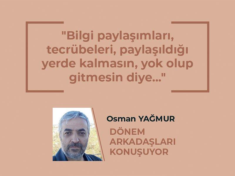 Osman Yağmur