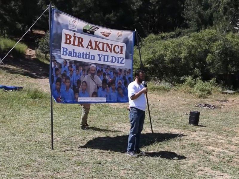 İMH İzmir Başkanı Uğur BAYRAK'ın, 2018 Dağ Yürüyüşü Konuşması