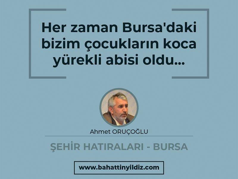 Ahmet Oruçoğlu