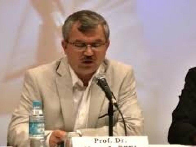 Prof. Dr. Mustafa ÖZEL'in Panel Açılış Konuşması (2013)