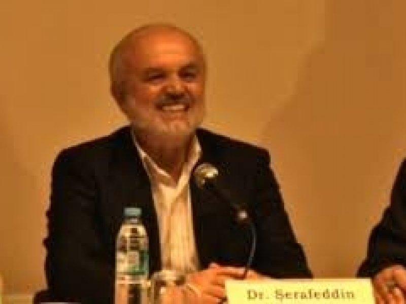 Panelist Şerafeddin KALAY'ın Konuşması - 2013