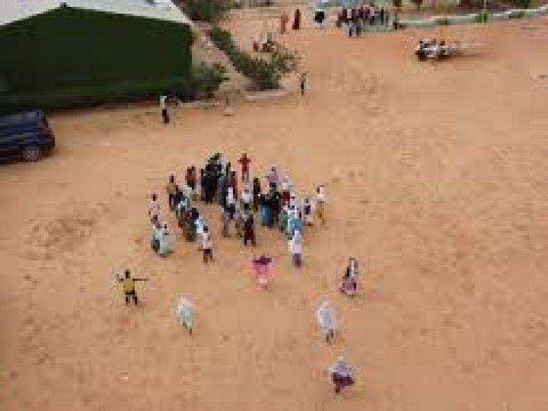 Bahattin Yıldız Erkek Yetiştirme Yurdu ve Bizim Çocuklar İlkokulu Drone Görüntüleri
