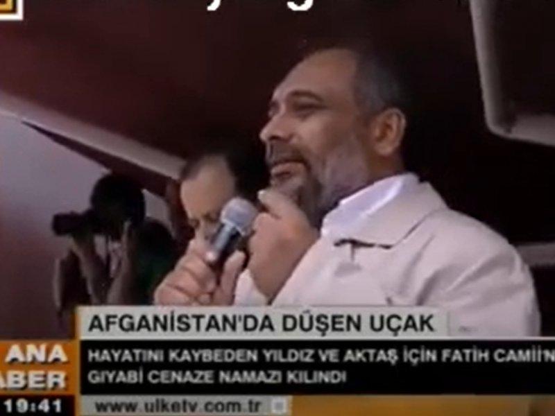 Gıyabi Cenaze Namazı - Ülke TV