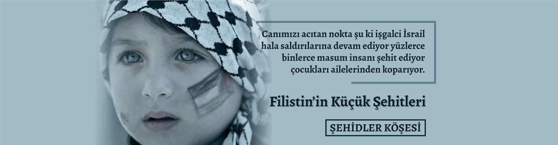 Filistin'in Küçük Şehitleri