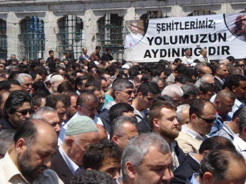 İstanbul Gıyabi Cenaze Namazı