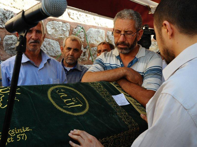 İstanbul Cenaze Töreni