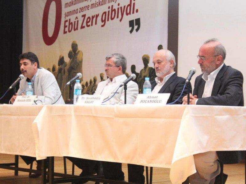 2013-İzmir kardeşlik Paneli