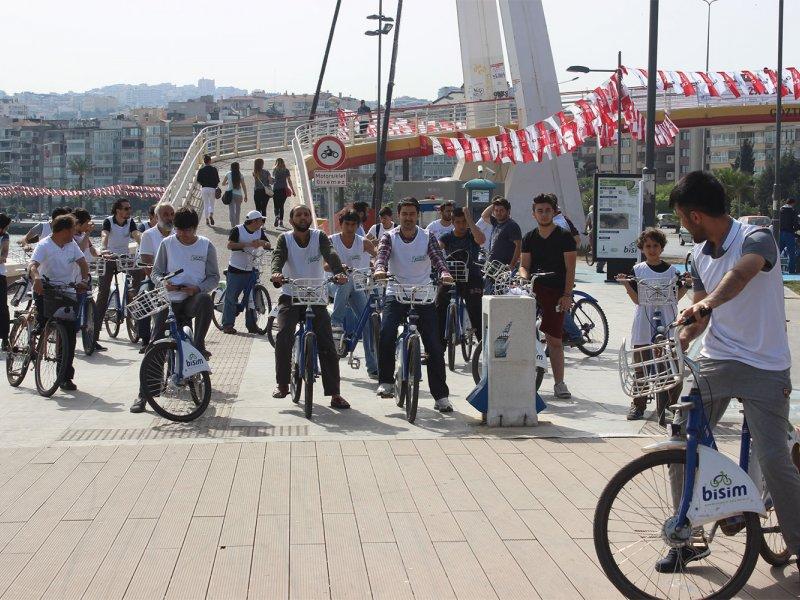 Bisiklet Turu - 2015 - İzmir