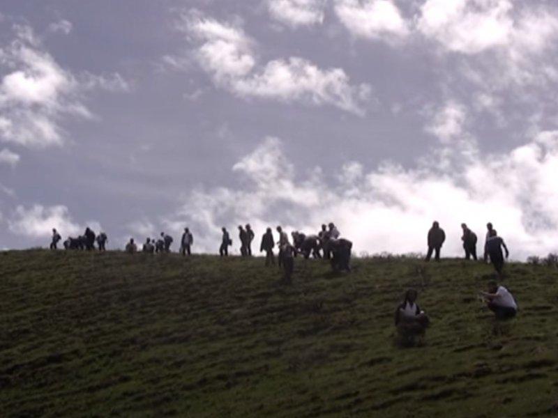 2012 Palandöken Dağ Yürüyüşü
