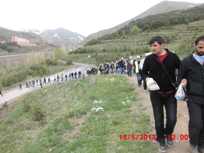 2013 Palandöken Dağ Yürüyüşü