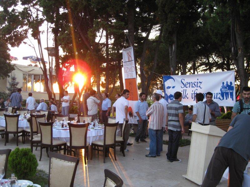 İzmed 2010 İftar Programı