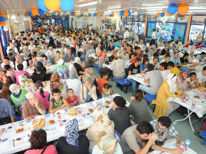 Üsküdar Belediyesi - İftar İkramı - 2010