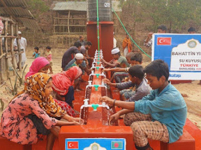 Bangladeş - Su Kuyusu 14 Mart 2021